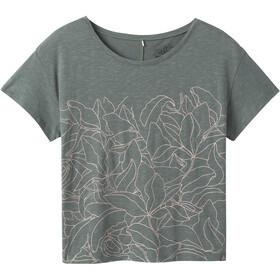 Prana Chez Koszulka z krótkim rękawem Kobiety, canopy florist